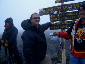 Kilimanjaro climb featured